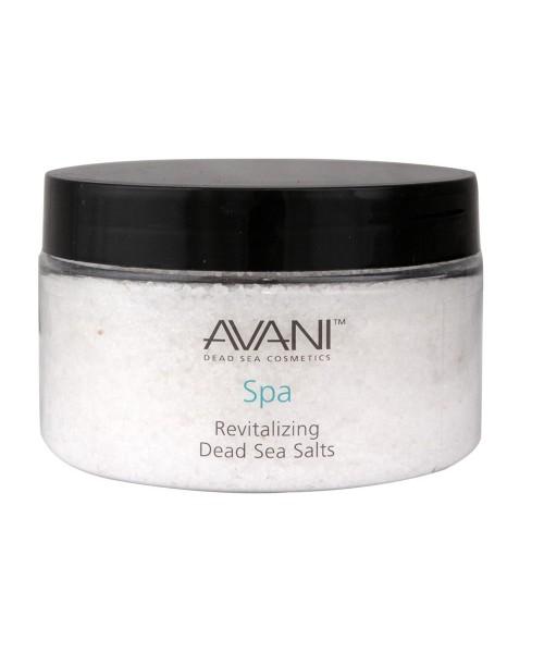 AVANI Revitalizing Dead Sea Salts - 375gr / 13.2 oz.