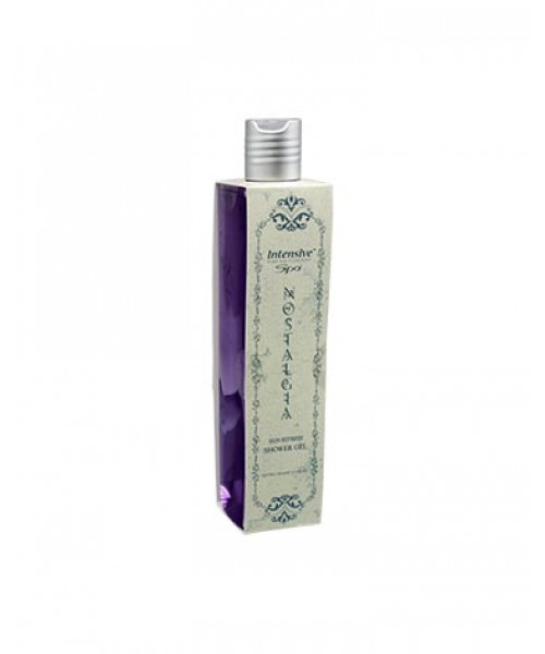 INTENSIVE SPA NOSTALGIA Skin Refresh Shower Gel - Romance/Purple