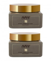 2 AVANI Supreme Mineral Therapy Mud Mask - Bundle