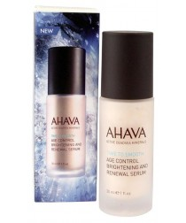 AHAVA Age Control Brightening and Renewal Serum