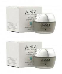 2 AVANI Purifying Mud Facial Mask - Bundle