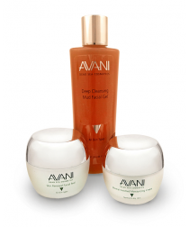 AVANI Facial Skin Care Trio