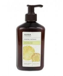 AHAVA Botanic Velvet Body Lotion - Tropical Pineapple & White Peach