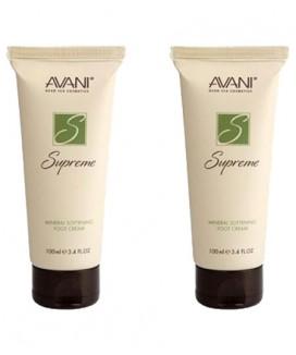 2 AVANI Supreme Mineral Softening Foot Cream - Bundle