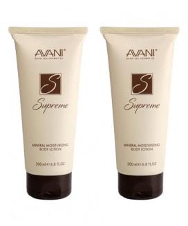2 AVANI Supreme Mineral Moisturizing Body Lotion - Bundle
