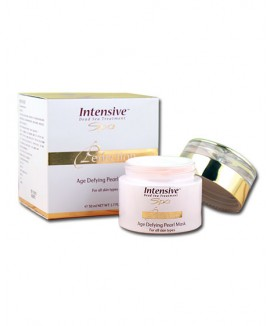 INTENSIVE SPA PERFECTION AGE DEFYING PEARL MASK