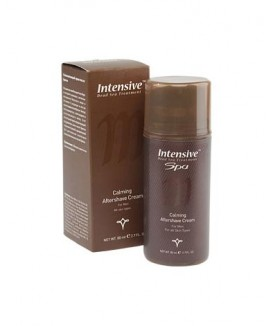 INTENSIVE SPA Calming After Shave Cream for Men