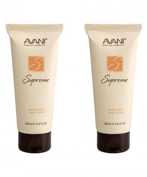 2 AVANI Supreme Mineral Rich Hand Cream - Bundle