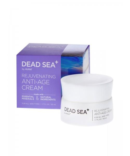 DEAD SEA+ Rejuvenating Anti-Age Cream