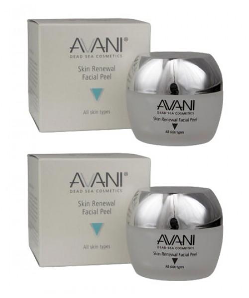 2 AVANI Skin Renewal Facial Peel - Bundle