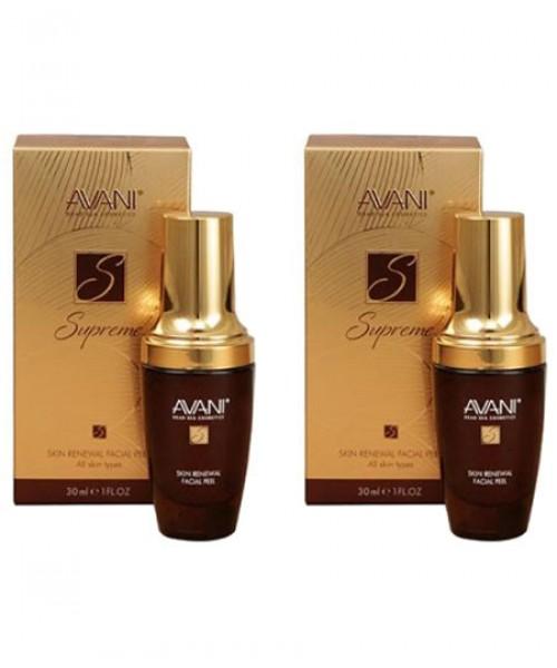 2 AVANI Supreme Skin Renewal Facial Peel - Bundle