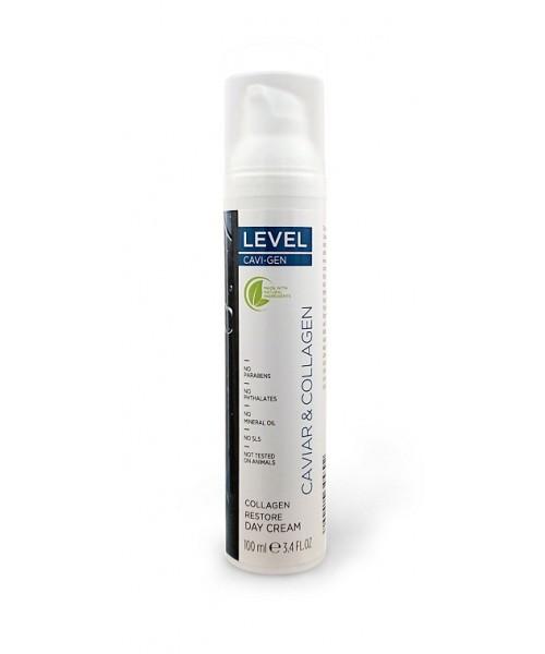 LEVEL CAVI-GEN Collagen Restore Day Cream 100 ml