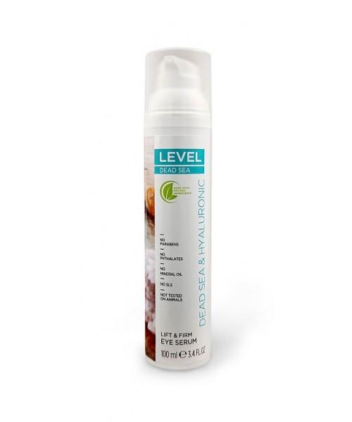LEVEL DEAD SEA Lift & Firm Eye Serum 100 ml