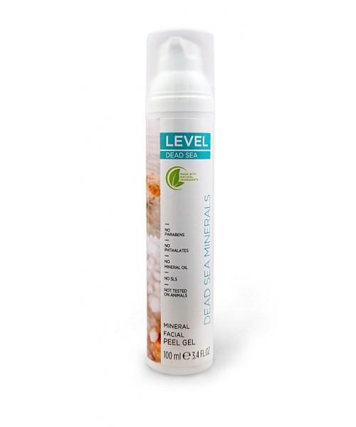 LEVEL DEAD SEA Mineral Facial Peel Gel 100 ml