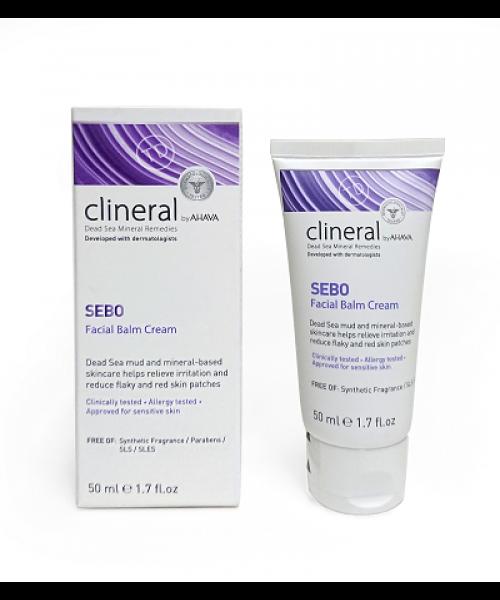 Clineral by AHAVA- SEBO Facial Balm Cream