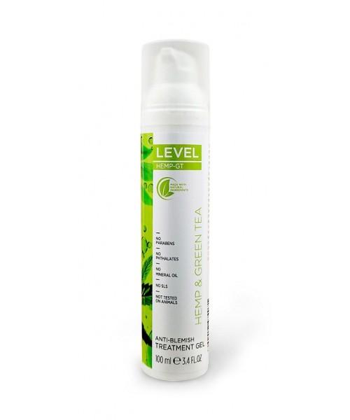 LEVEL HEMP-GT Anti-Blemish Treatment Gel 100 ml