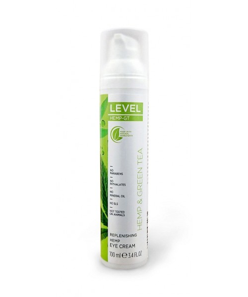 LEVEL HEMP-GT Replenishing Hemp Eye Cream 100 ml
