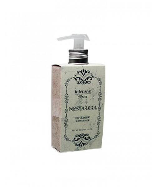 INTENSIVE SPA NOSTALGIA Exfoliating Shower Milk - Honey/Orange