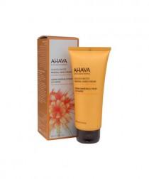 AHAVA Mineral Hand Cream – Mandarin & Cedarwood