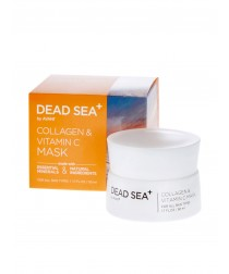 Dead Sea+ Collagen & Vitamin C Mask