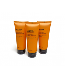AHAVA Mineral Hand Cream – Mandarin & Cedarwood- Trio