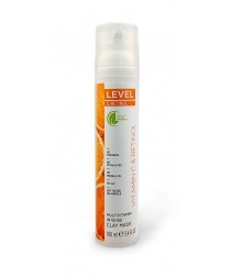 LEVEL C-RETINOL Multivitamin Intense Clay Mask