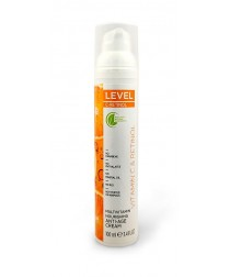 LEVEL C-RETINOL Multivitamin Nourishing Anti-Age Cream 100ml
