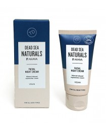 NATURALS by AHAVA Facial Night Cream