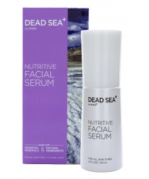 Dead Sea+ Nutritive Facial Serum