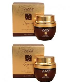 2 AVANI Supreme Collagen Restore Masque - Bundle