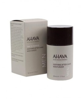 AHAVA Men's Soothing After-Shave Moisturizer